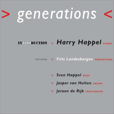 Harry Happel - generations