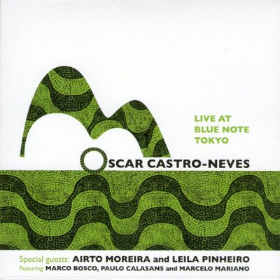 Oscar Castro-Neves - Live at Blue Note Tokyo