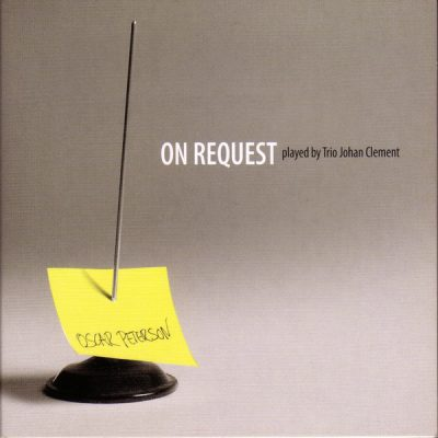 Trio Johan Clement - On Request